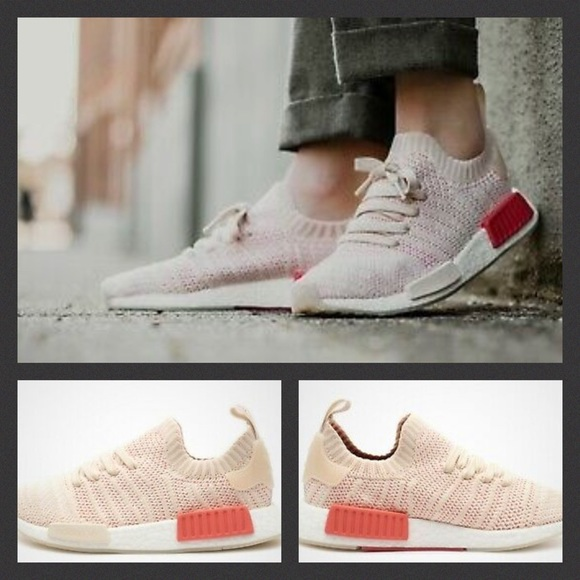 Adidas NMD Boost Athletic Shoes Womens 10